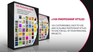 100+ Photoshop Styles Pack