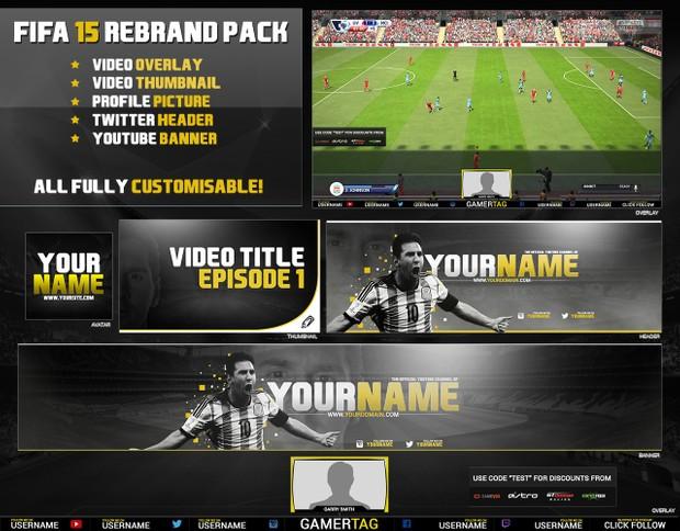 Fifa 15 Rebrand Pack