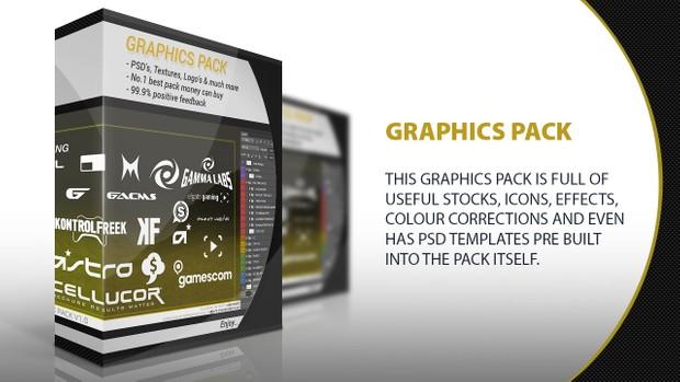 'MEGA' Graphics Pack