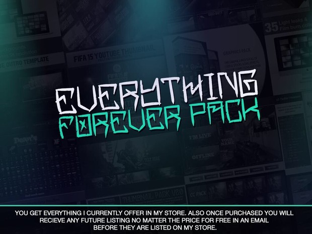 Everything Forever pack