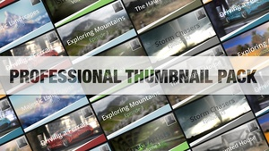 Professional Thumbnails template