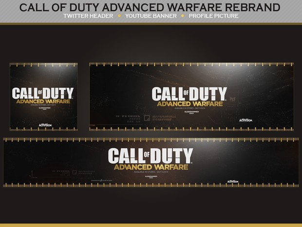 Advanced Warfare Rebrand