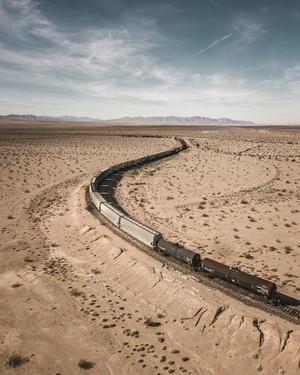 Los Angeles 4 - Train