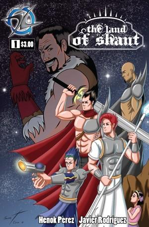 Land of Shant #1