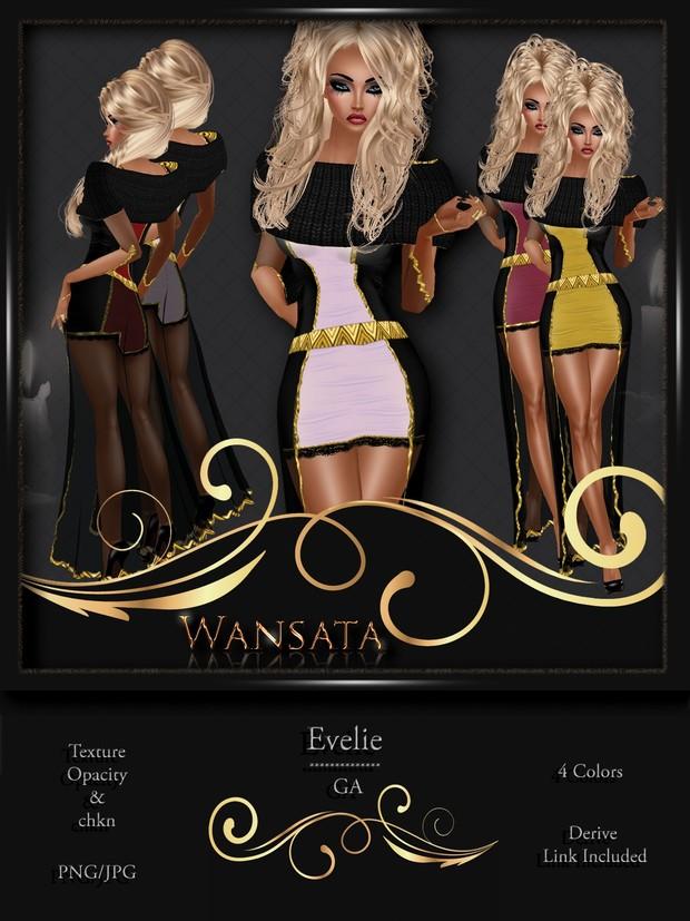 W25-Evelie