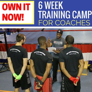 6 WEEK TRAINING CAMP FOR THE BOXER ATHLETE BY COACH ERIC A. BRADLEY