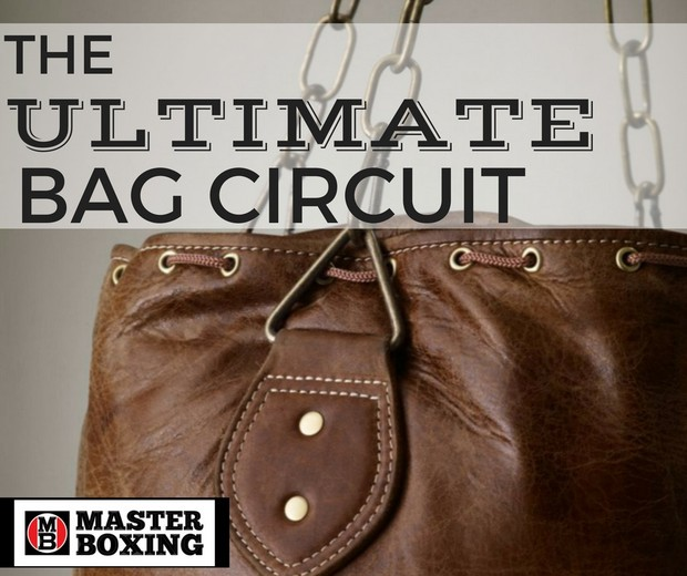 The ULTIMATE HEAVY BAG CIRCUIT WORKOUT BY Coach Eric A. Bradley