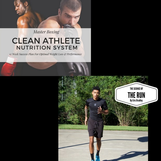 SPECIAL PROMO:  CLEAN ATHLETE NUTRITION SYSTEM + THE SCIENCE OF THE RUN