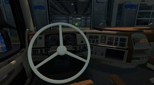 American Steering Wheel