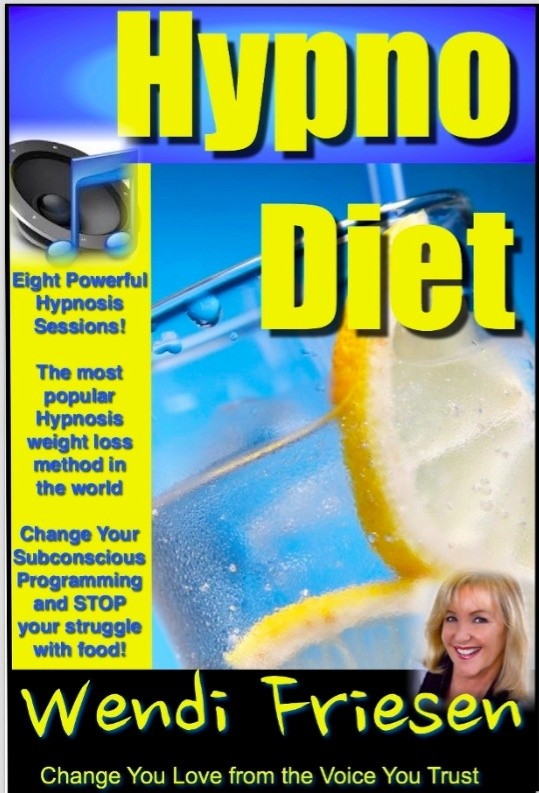 Weight Release- the Hypnosis Diet that will make you thin