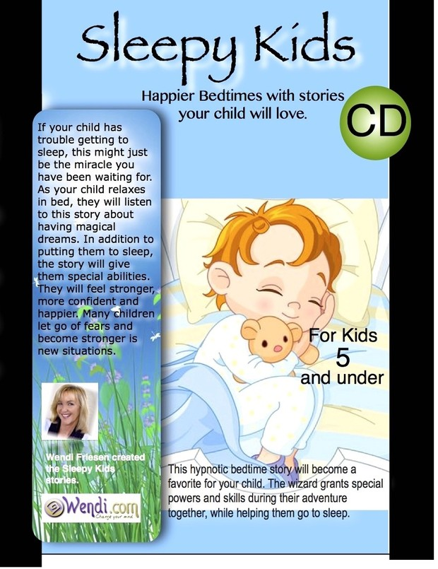 Sleepy Kids 1- Hypnotic Bedtime Story to put your child to sleep- 5 years and under