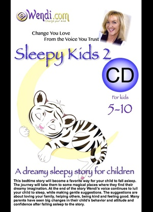 Sleepy Kids 2 - Hypnotic Bedtime Story to put your child to sleep. For children 5-10 years old