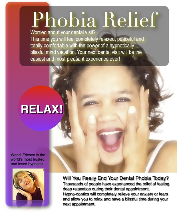 Dental Bliss - Relax and drift away with no more dentist fear.