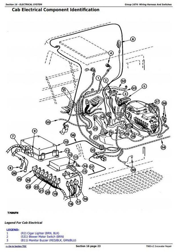 jd cab blower motor wiring schematic    wiring diagram john deere d cab wiring  diagram
