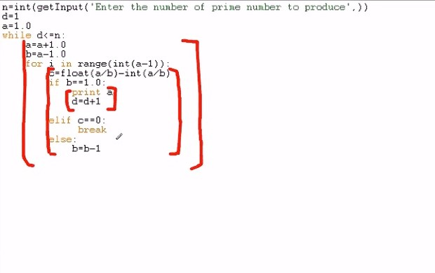 Scripting-reading from result