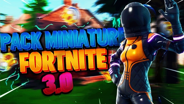 pack fortnite miniature 3 0 complet - fortnite best of miniature