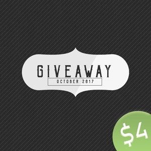 October 2017 Giveaway