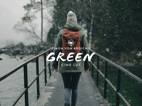 Green LUT by SVB