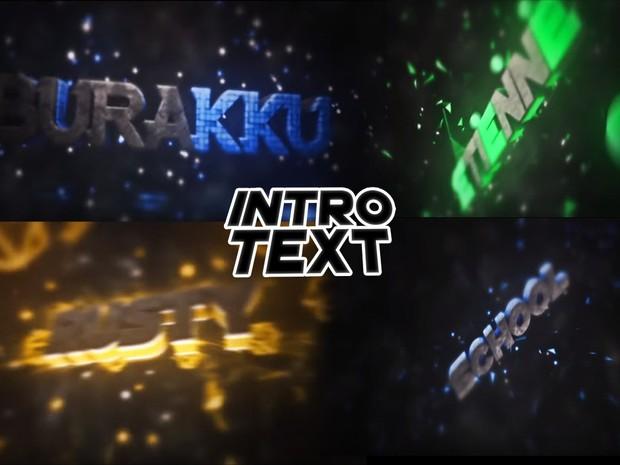 Intro Text