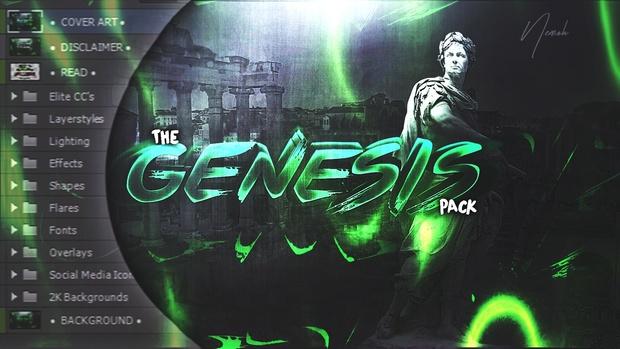 Genesis GFX Pack *FREE* - NemohTheFish