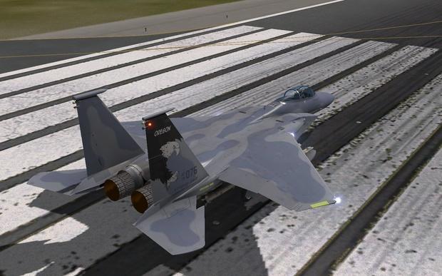 EAGLE F-15/C