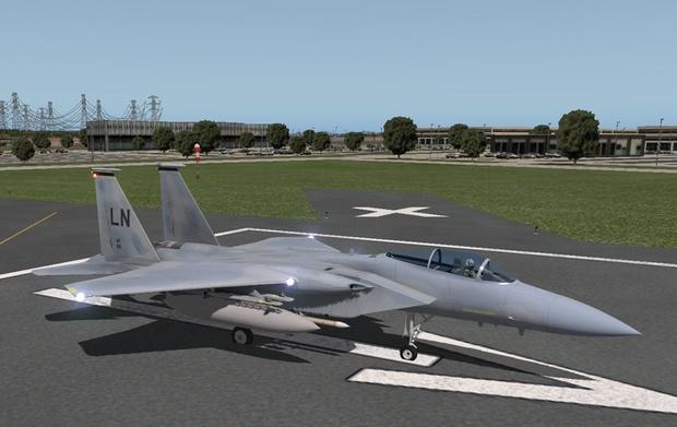 F-15, F-15/C, EAGLE