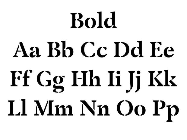 Klod AM Bold
