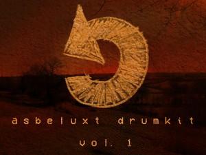 asbeluxt drumkit vol. 1
