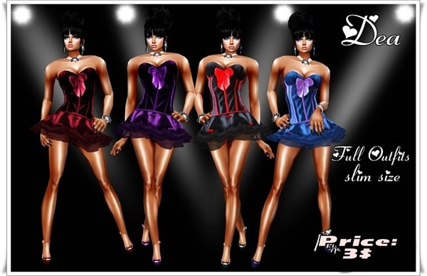 FULL Outfits Dea