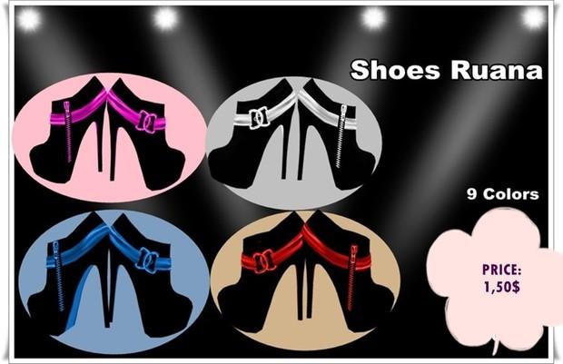 Shoes Ruana
