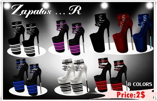 Zapatos R...