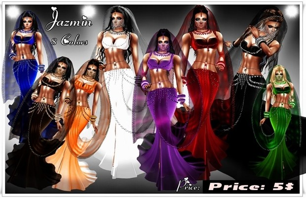 Dress Jazmin