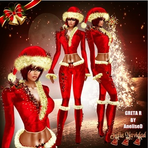 Greta red