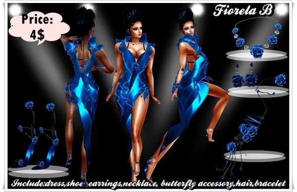 Fiorela Blue