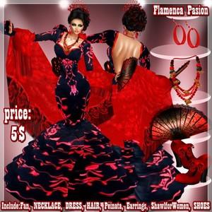 Flamenca pasion