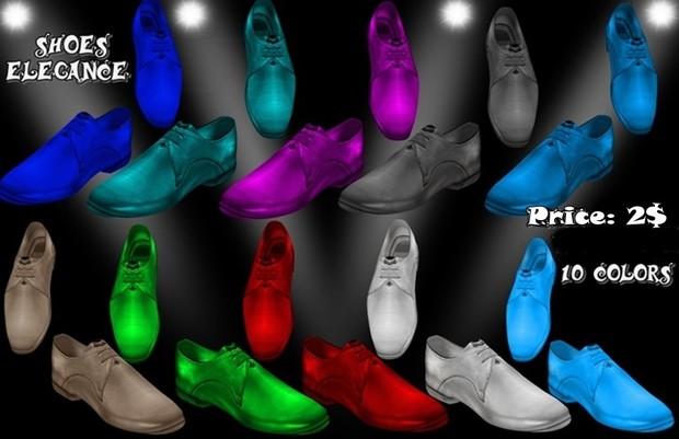 Shoes elegance