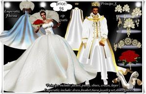 Emperariz Florina y Principe S