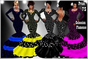 Coleccion Flamenco