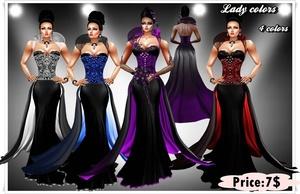 Lady Colors