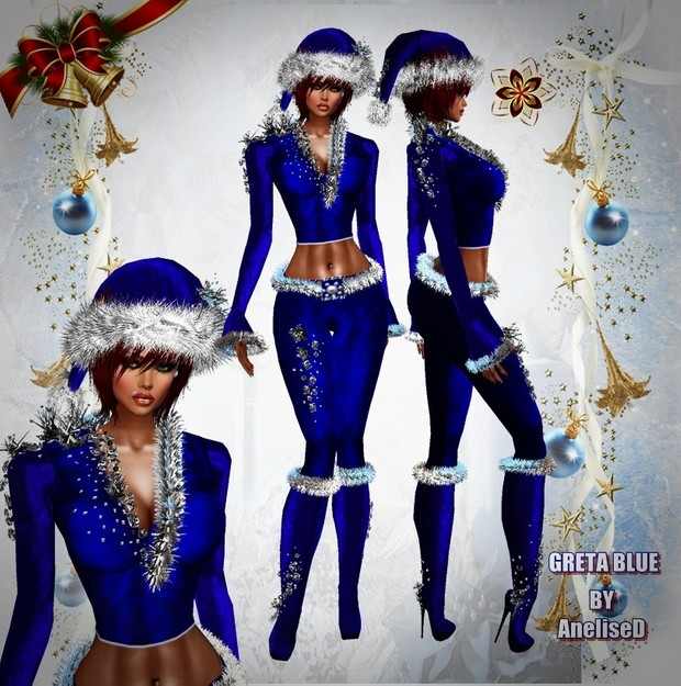 Greta blue