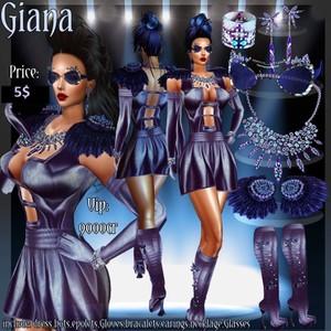 Bundle Giana