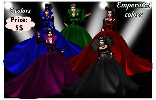 Emperatiz Colors