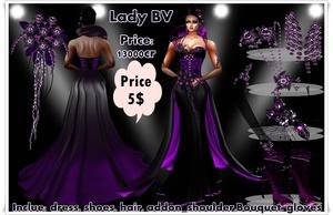 Lady BV