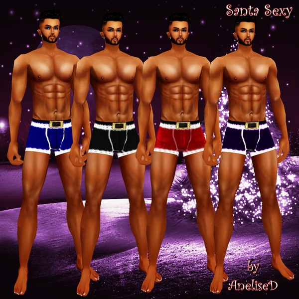 Santa Sexy. Boxers