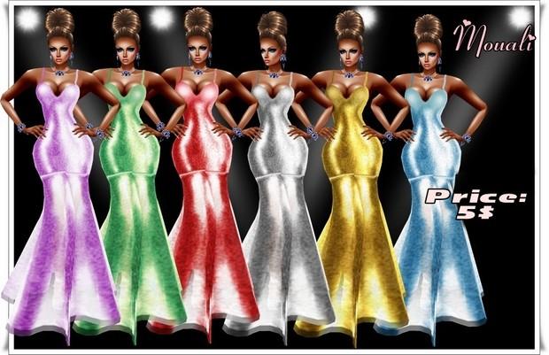 Dress Mouali