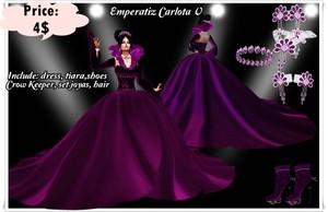 Emperatiz Carlota V