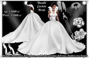 Bride Carlota