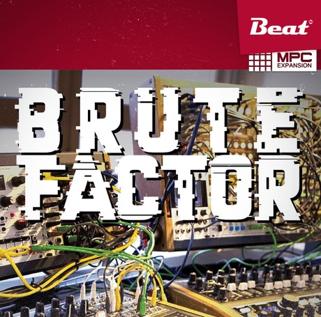 Brute Factor for MPC - 47 pure analog MiniBrute 2S patches