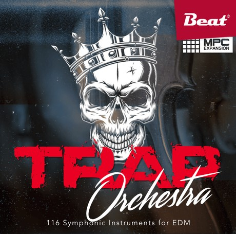 MPC Expansion: TRAP ORCHESTRA - 116 symphonic instruments for Hip-Hop & EDM