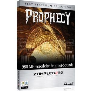 PROPHECY – Prophet sound for Zampler//RX workstation (Win/OSX plugin included)